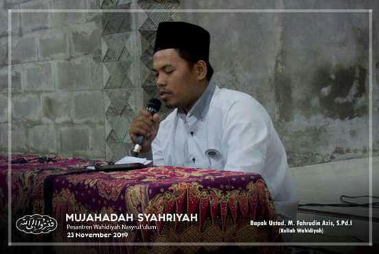 Kuliah Wahidiyah