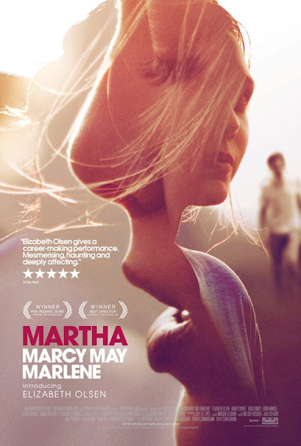 Martha Marcy May Marlene - Movie Poster