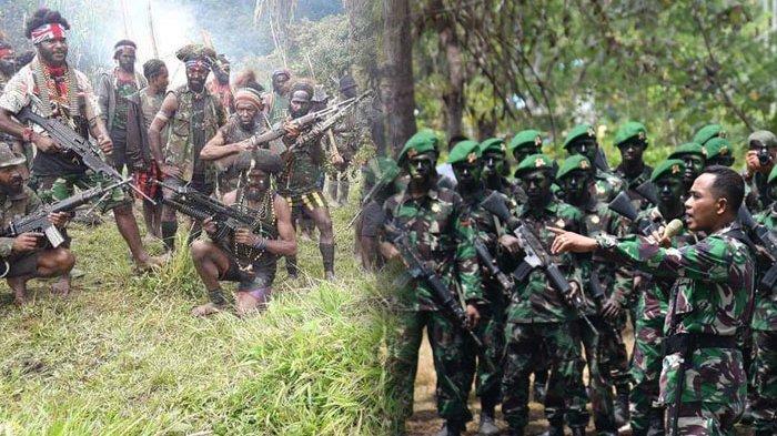 BIN: KKB OPM Sejajar dengan Organisasi Terorisme