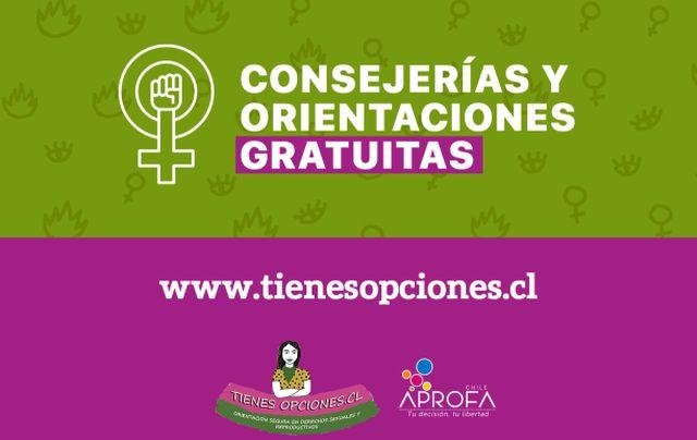 Plataforma web orientará a mujeres en derechos sexuales y reproductivos