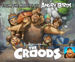 Download Free The Croods (All Versions) Hack  Unlimited Gems,Coins 100% Working and Tested for IOS and Android MOD.