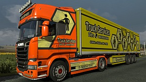 Truck Services pack
