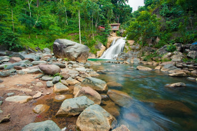 Suhom Waterfall, Aceh2