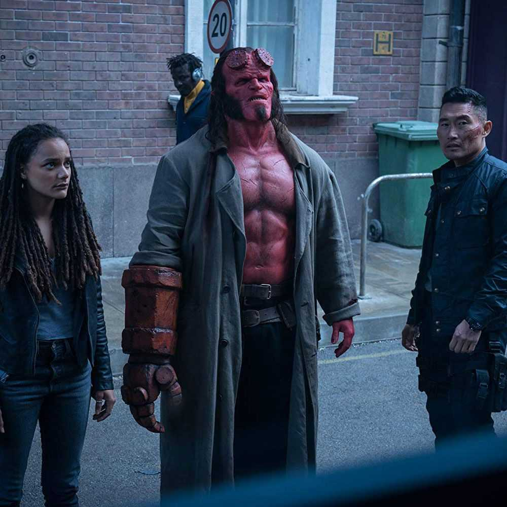 Hellboy 2019 Full Movie Download 480p  Hindi Dubbed || Movies Counter