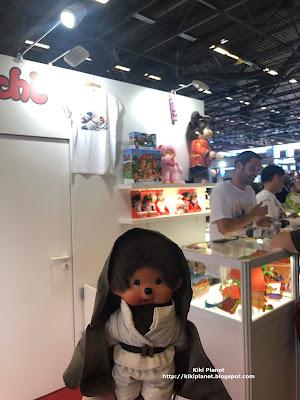 kiki monchhichi japan expo 2019 paris
