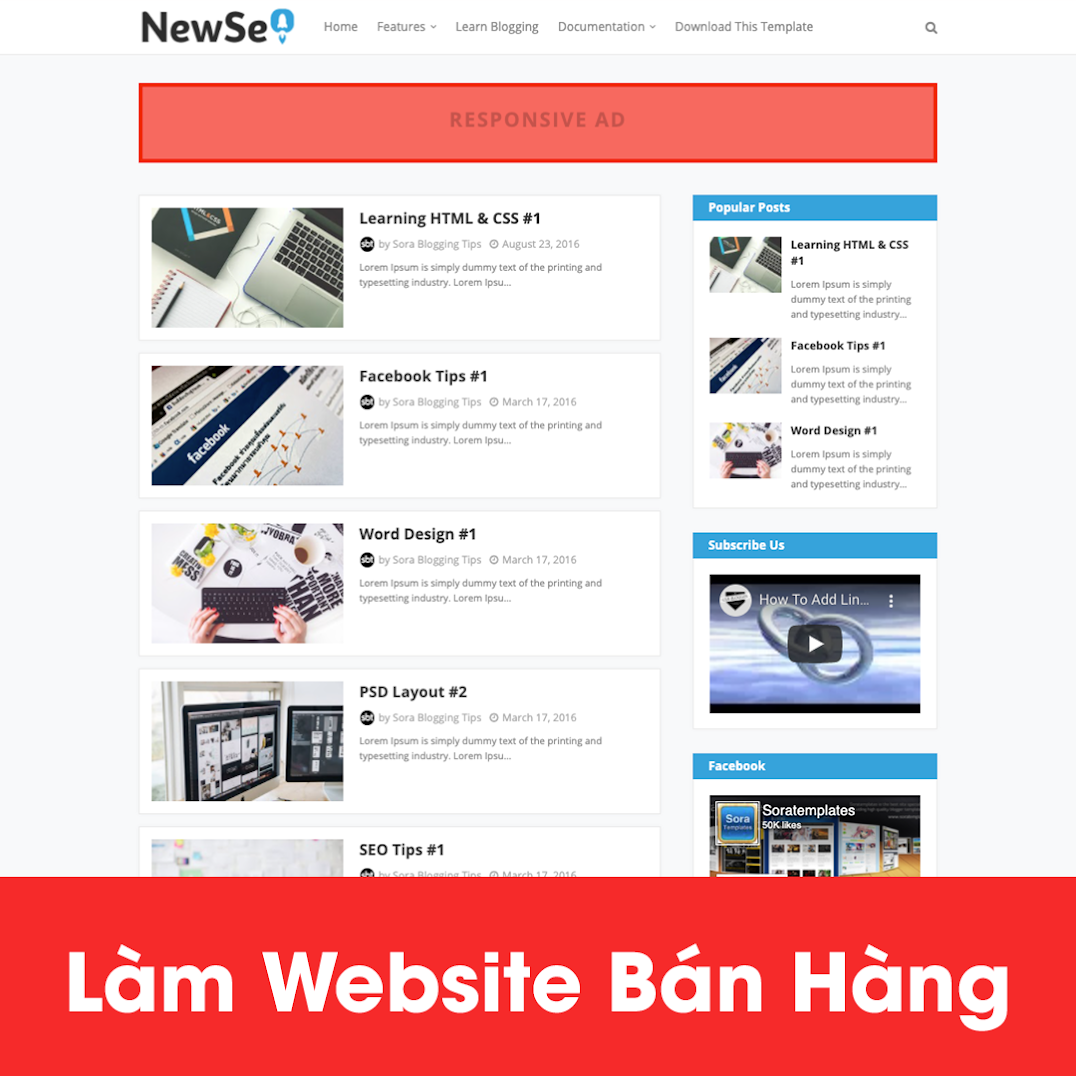 [A121] Thuê thiết kế website bán hàng ở đâu chuẩn SEO, uy tín nhất?