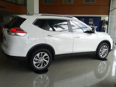 Kredit Nissan X Trail 2018