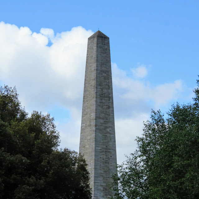 Dublin in a day: obelisk at Phoenix Park