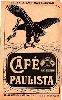 PUBLICIDAD CAFE PAULISTA