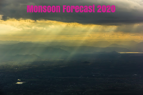 Monsoon Forecast 2020