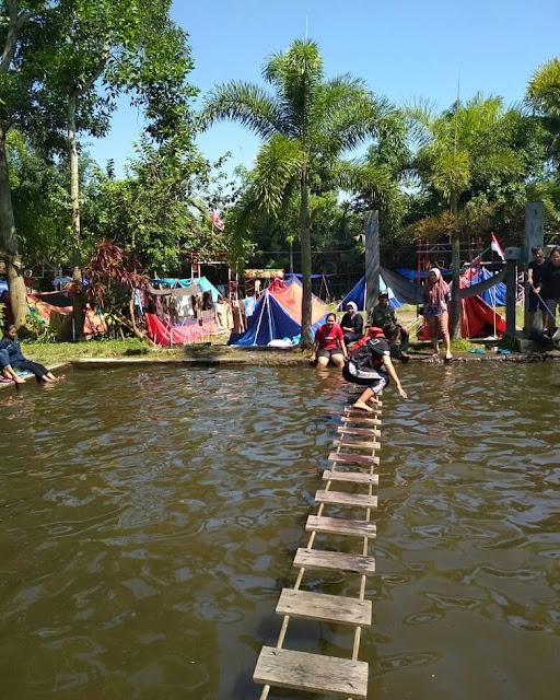 Desa wisata kelor - cocok untuk libur lebaran keluarga di Jogja