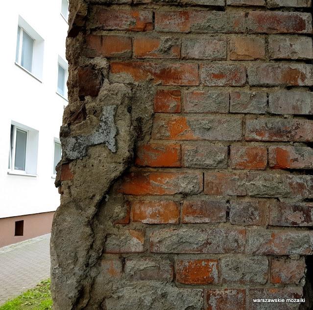 cegła Warszawa Warsaw Wola młyn Michlera fabryka makaronu architektura