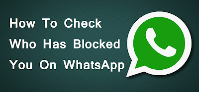 How To Check Are You Blocked In WhatsApp