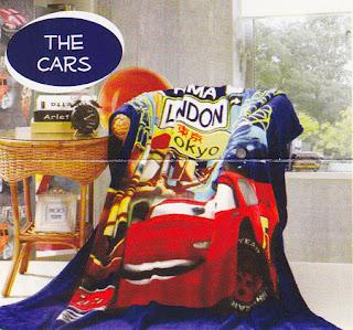 selimut Kintakun Flannel The Cars