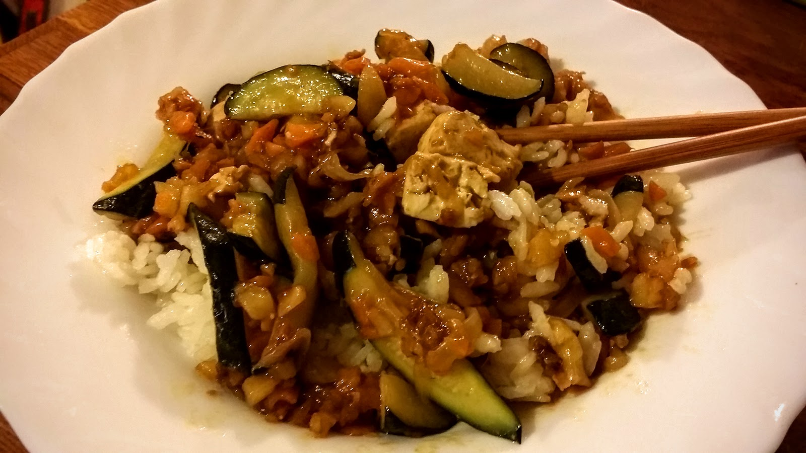 La famiglia in cucina: Stir fry cinese con tofu - Riso o spaghetti ...