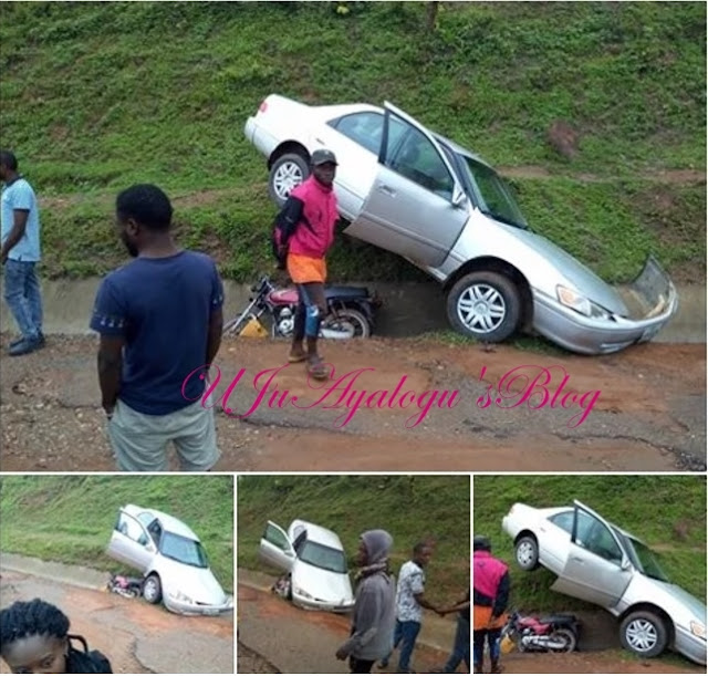 You won't believe what happened to this man after getting involved in terrible car accident (photos)