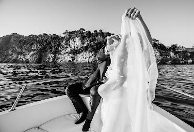 barca sposi matrimonio