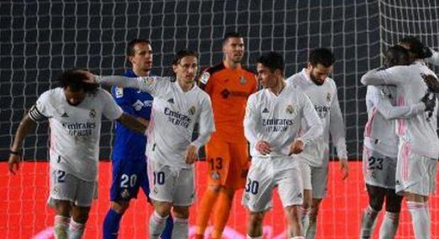 Real Madrid vs Getafe 2–0 Highlights