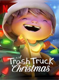 A Trash Truck Christmas Subtitrat În Română