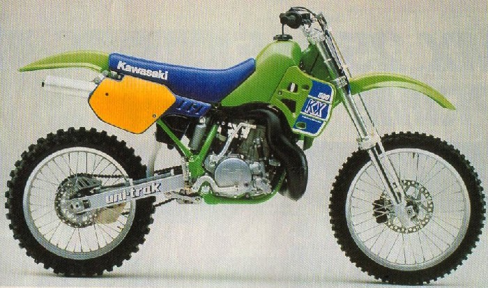 Used Kawasaki Kx  For Sale