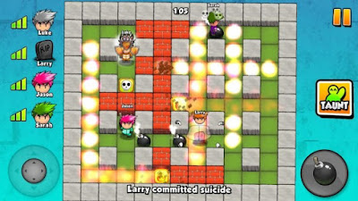 Download Game Bomber Friends MOD Unlimited Money v1.56 Apk Android Terbaru