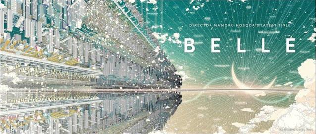 'Belle', la nueva película de Mamoru Hosoda [Tráiler]