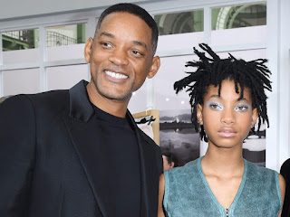 willow smith and will smith
