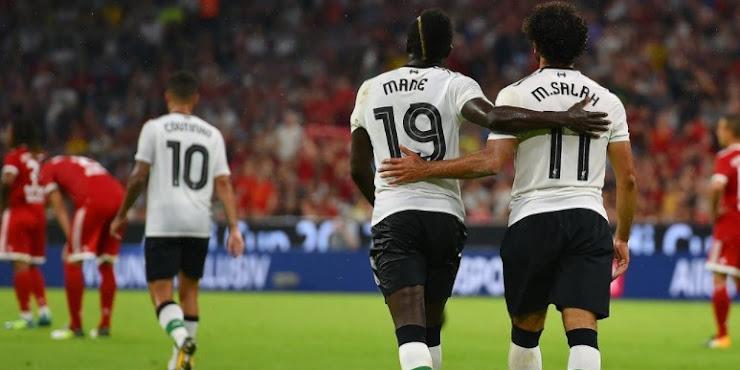 Liverpool Tundukan Bayern Muenchen 3-0
