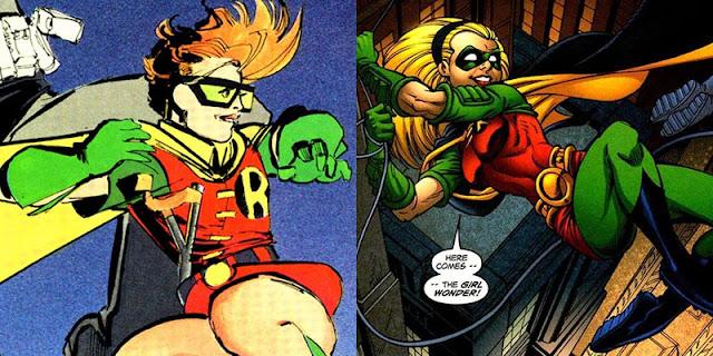 Mengenal 2 Robin Perempuan dari DC Universe
