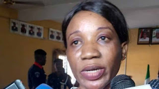 Nigerian Lady Coverted To Slave In Lebanon Returns Home, Handed Over To Family