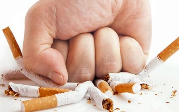 Rumah Dosen - Ayo berhenti merokok