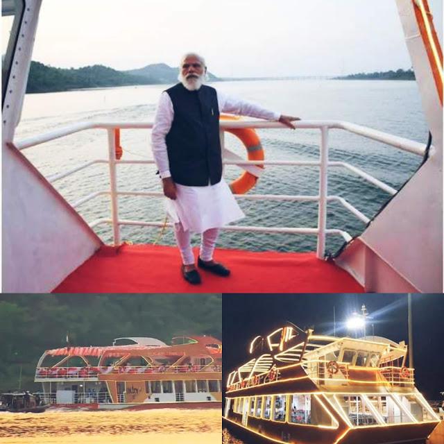 Ekta Cruise(Gujarat)