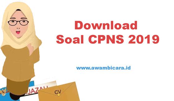 download soal cpns 2019
