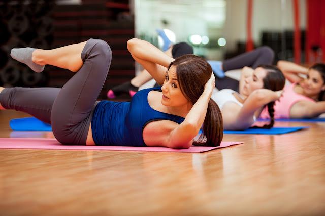 Chăm chỉ tập thể dục đều đặn để giảm béo hiệu quả nhanh hơn