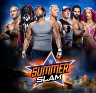 WWE SummerSlam (2016) HDRip 750MB