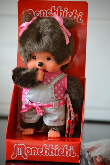Monchhichi review @ ups and downs smiles and frowns