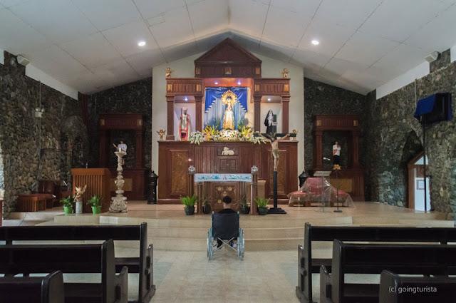 Ina Poon Bato Church