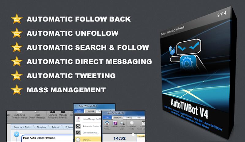 Auto TW Bot 5.0.1.0 Download Grátis