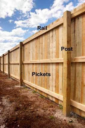 How to Build a Fence picture