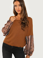 https://fr.shein.com/Waffle-Knit-Tribal-Lantern-Sleeve-Top-p-595606-cat-1738.html
