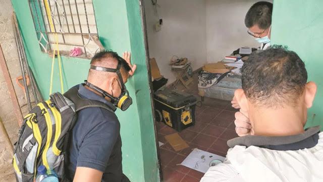 В доме бывшего офицера, уволенного из полиции 10 лет назад, были обнаружены останки тел 50 человек!