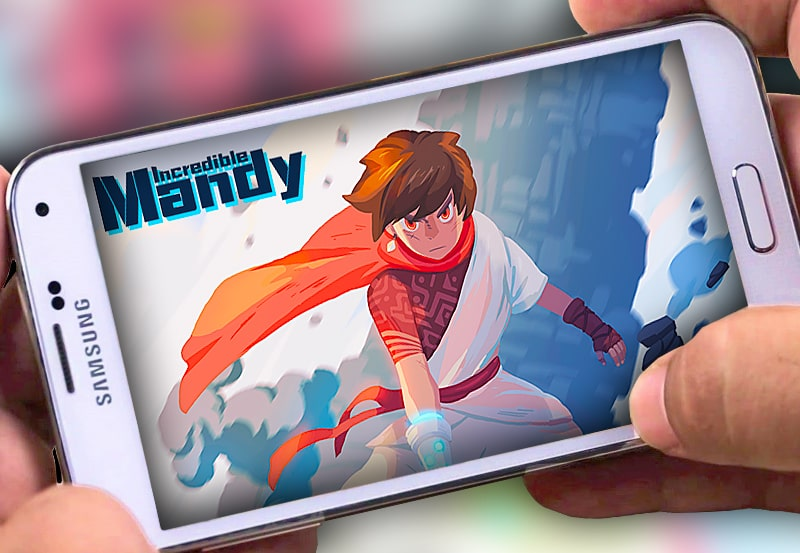 تحميل لعبة incredible mandy للاندرويد