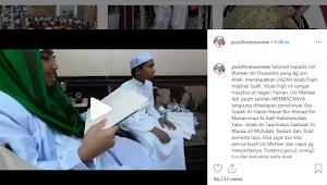 Ustadz Yusuf Mansur, Maaher Thuwailibi dan Ujaran Kebencian