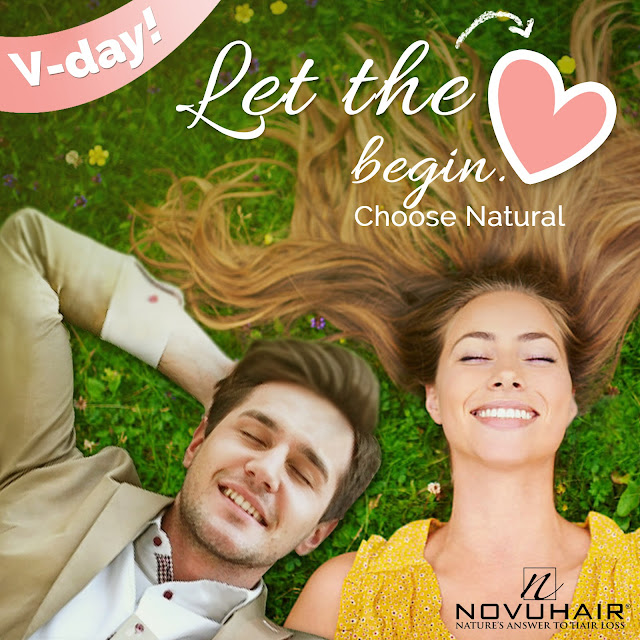 Let the Love For Natural Begin With Novuhair