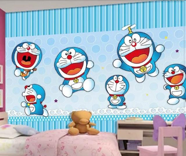 Desain Rumah Serba Doraemon Paling Keren