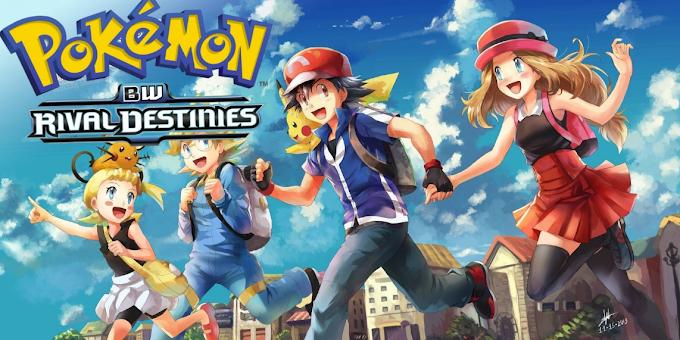 Pokémon Season 15 BW Rival Destinies Hindi-English Episodes Download Esub