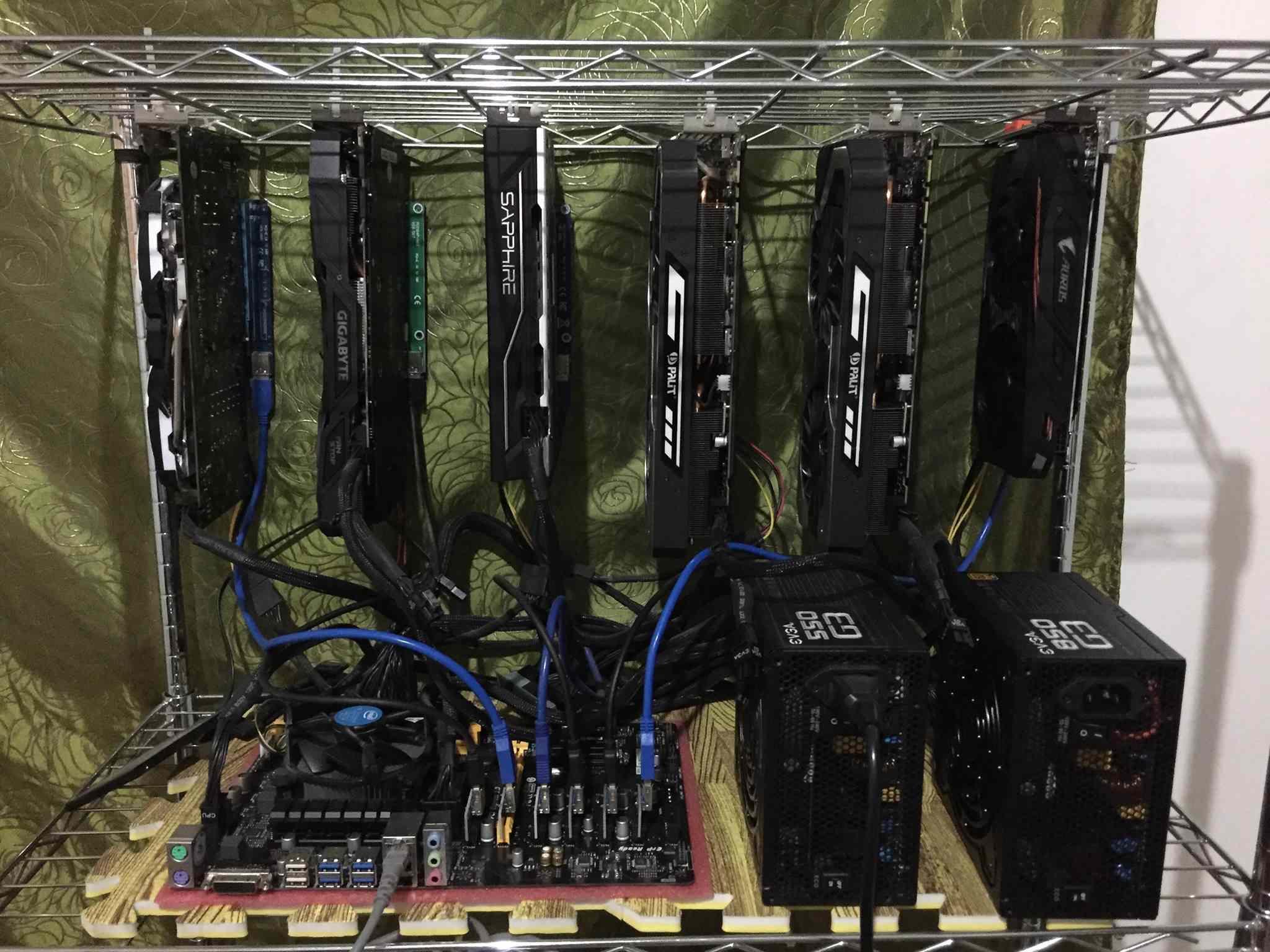 ethereum-mining-rig