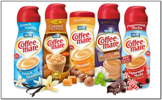 Coffee-Mate Creamer New Flavors