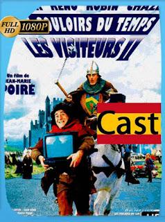 Los Visitantes Regresan Por El Tunel Del Tiempo [1998] HD [1080p] Castellano [GoogleDrive] SilvestreHD