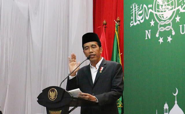 Kalau NU sudah ambil sikap nanti Pak Jokowi baru menyesal belakangan, Ancaman pelengseran?